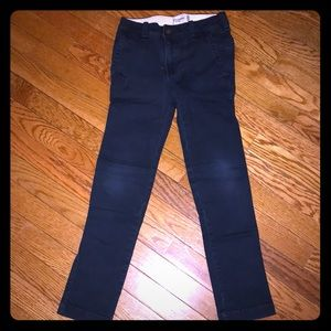 Boys Abercrombie Kids Pants Size 9/10 Slim